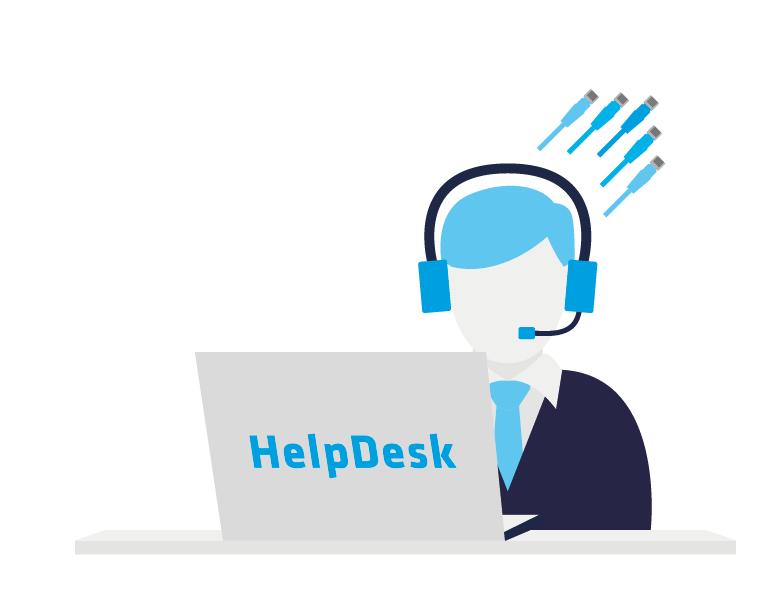 HelpDesk - Soforthilfe IT