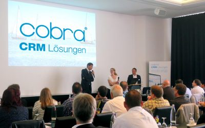 Spannung garantiert: WirCom bei den cobra CRM Partnertagen 2016