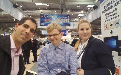 CeBIT: Partner & Innovationen